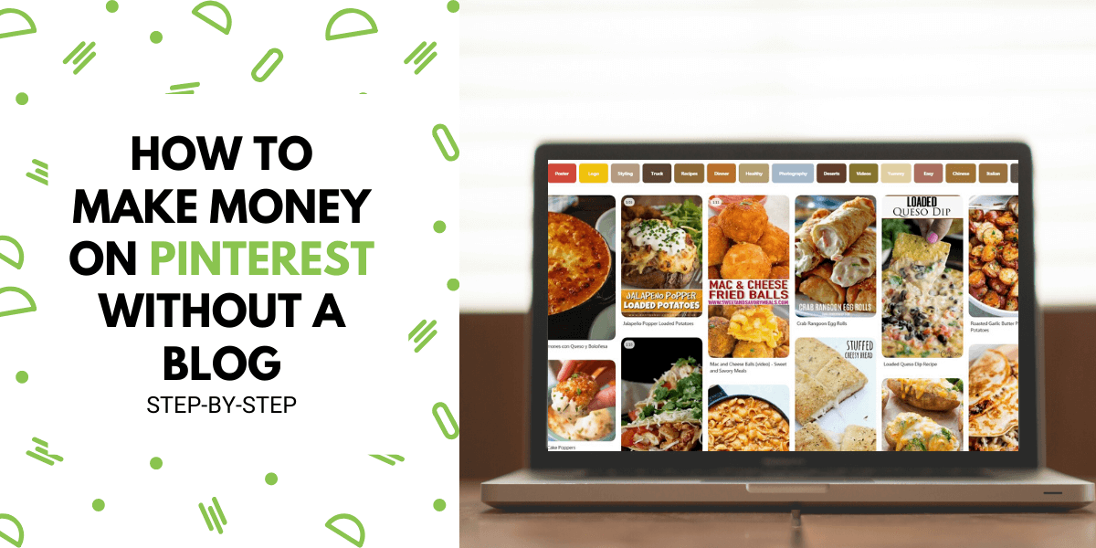How To Make Money On Pinterest Without A Blog: Step By Step