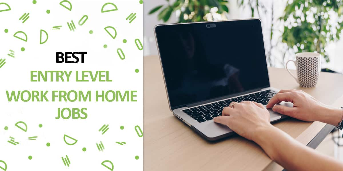 Best Entry Level Work from Home Jobs